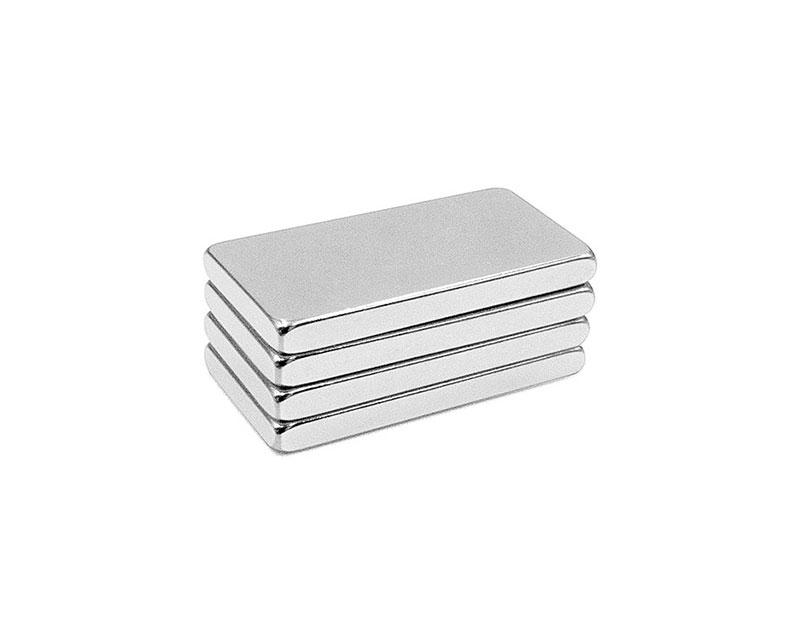 源头工厂供应方形强磁铁 钕铁硼长方形强磁磁铁片 强力条形磁钢
