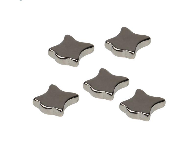 钕铁硼异形线割瓦形口红磁铁水管强磁凸形凹形磁铁定制 厂家直销