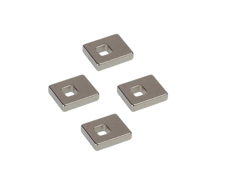 厂家订做三角形磁铁 异形磁铁 强力钕铁硼磁铁 定制磁铁