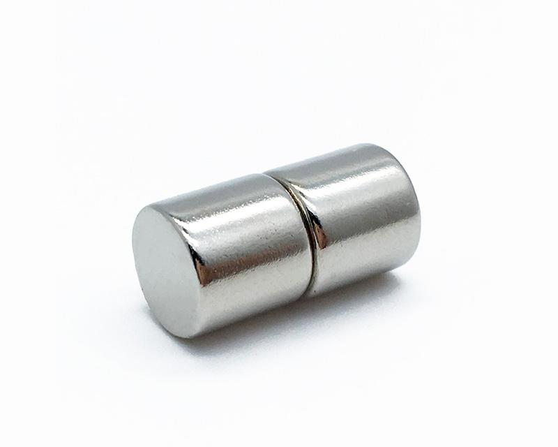 出口magnet 强磁铁50*30mm镀镍吸铁石 强力磁钢电机设备强磁