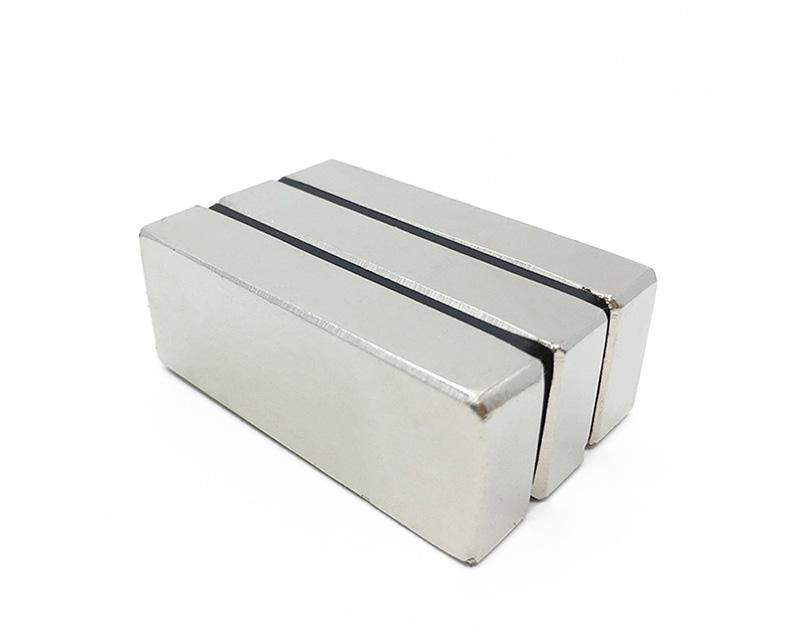 强磁方块稀土永磁N52钕铁硼磁铁
