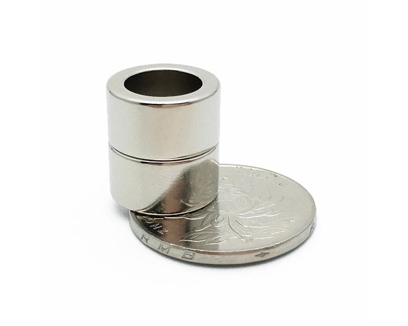 径向钕环形磁铁