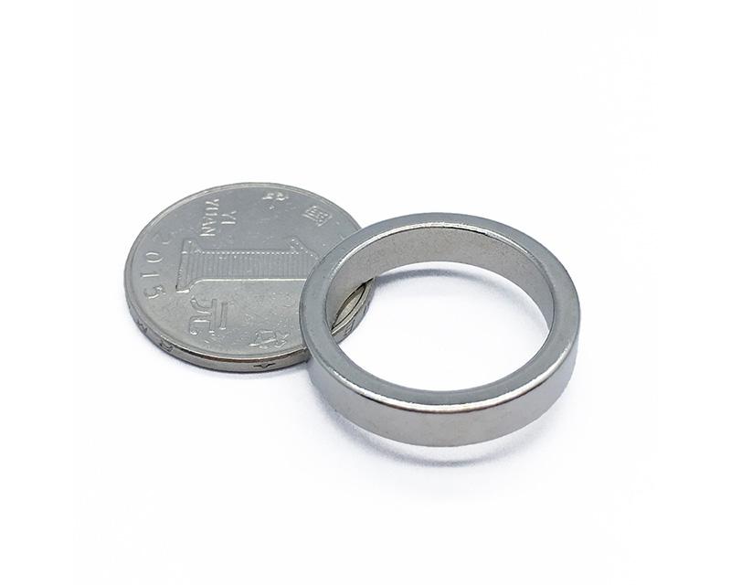 N52钕铁硼烧结强磁环永久烧结钕铁硼磁铁