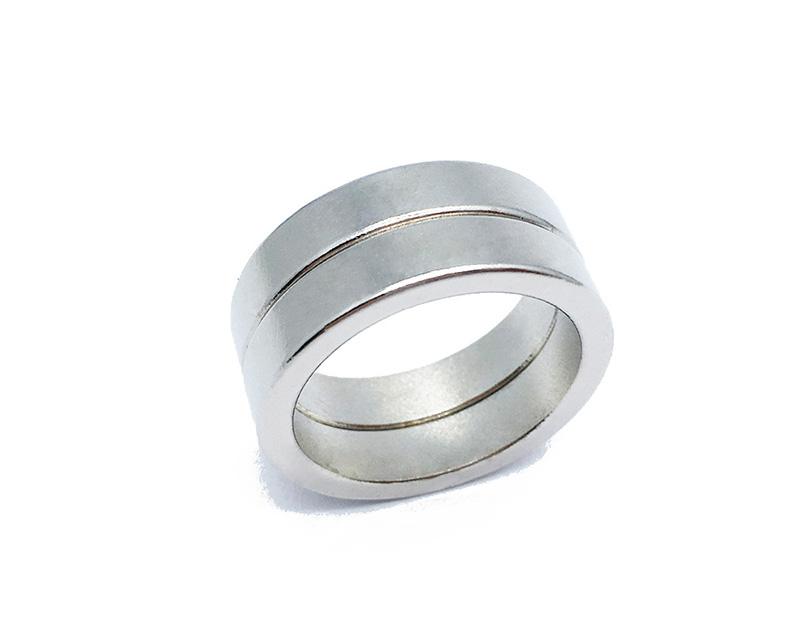 超强钕铁硼圆环磁铁钕磁环