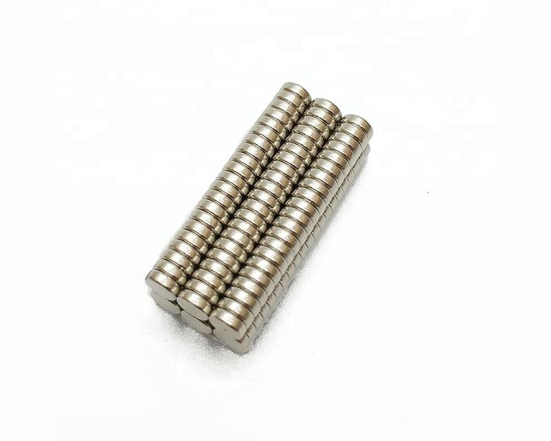 稀土永磁烧结圆片N42磁铁