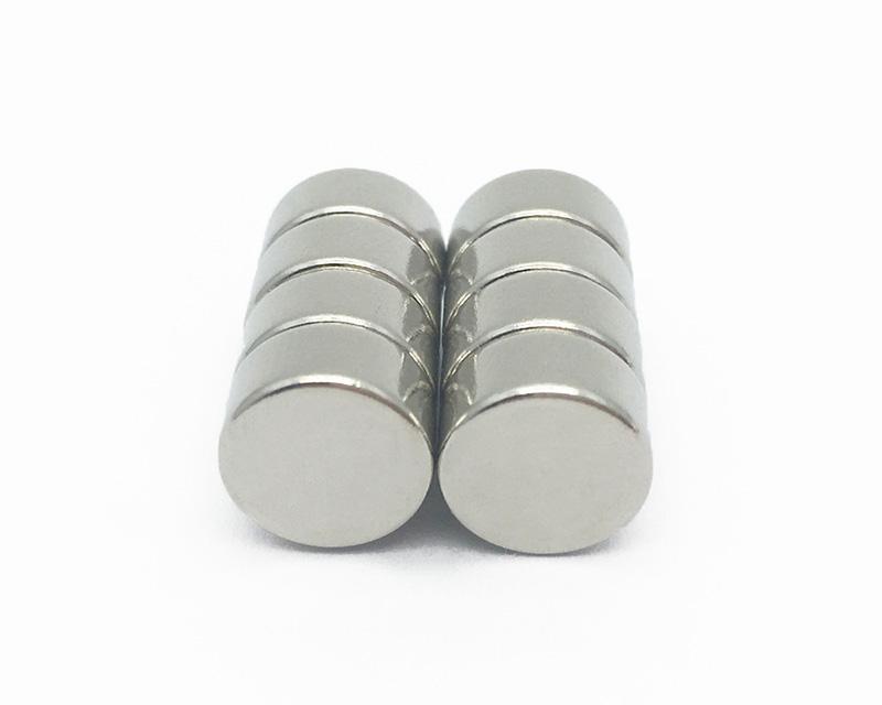 圆片/圆形——钕铁硼磁铁