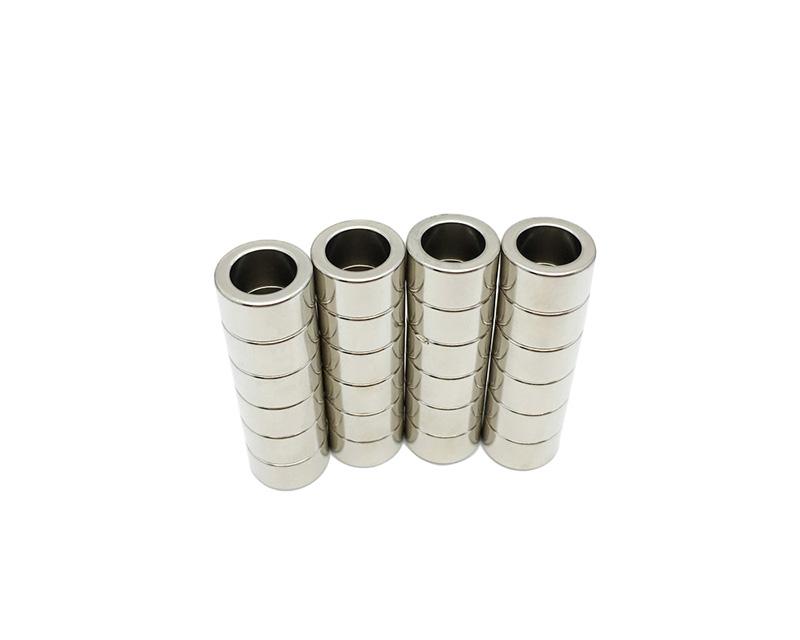 优质超强烧结钕铁硼圆环磁铁