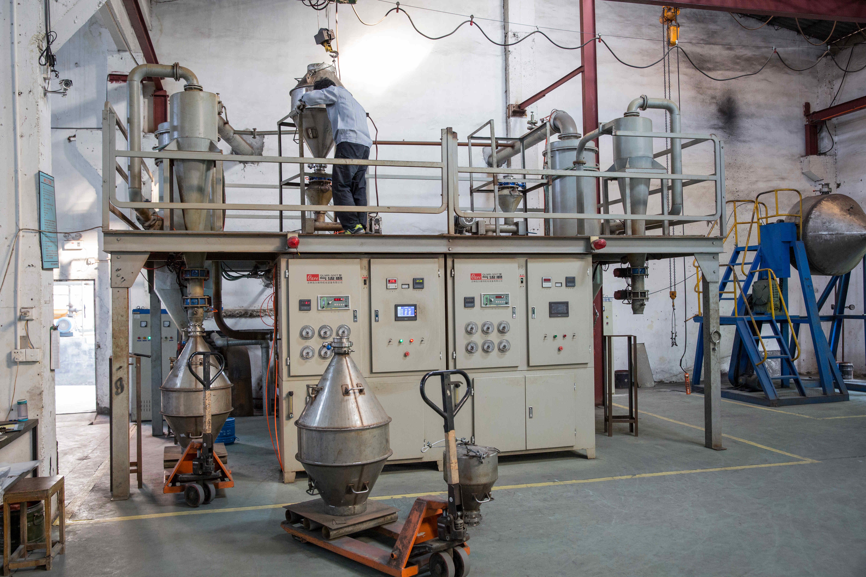 胚料生产设备