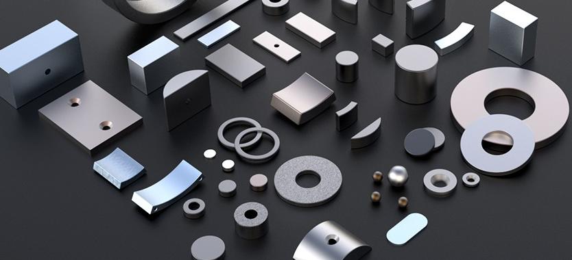 钕铁硼永磁材料应用领域